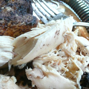 Cocoa Roasted Chicken