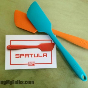 Product of GIR: Ultimate Spatula + GIVEAWAY